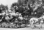 1917 rose parade float 145x100