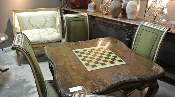 estate sale furniture