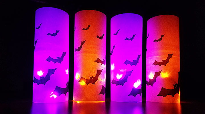 bat halloween DIY decorations