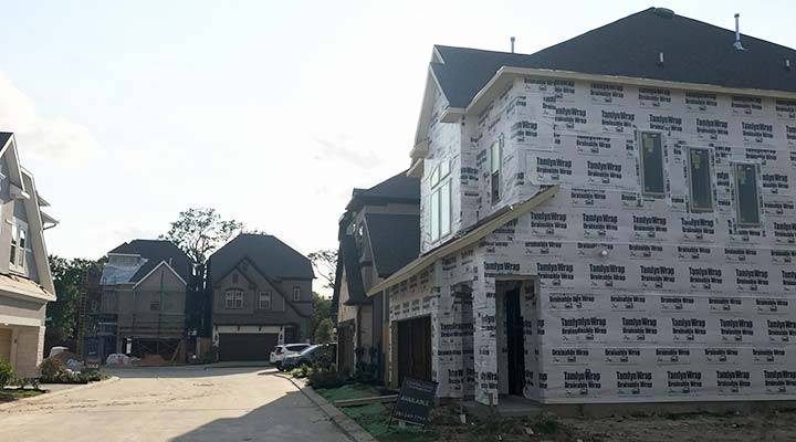 new homes being built in houston texas