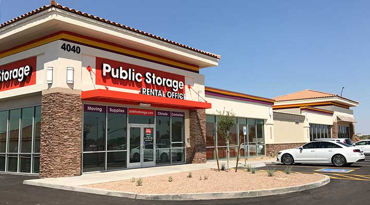 public storage gilbert arizona