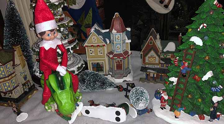 best elf on the shelf ideas from mom