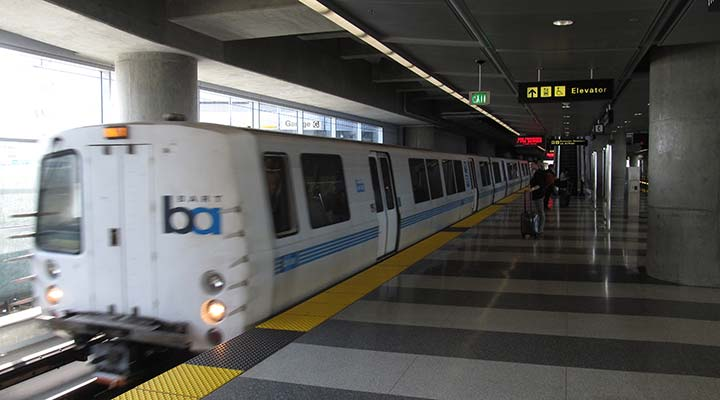 BART-train-SF