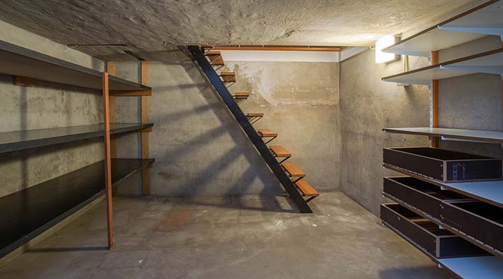 basement organization BLOG