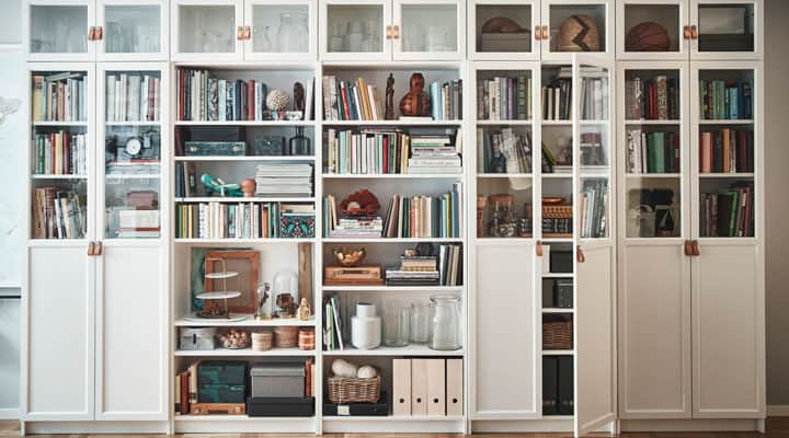 PH149806 Billy bookcase
