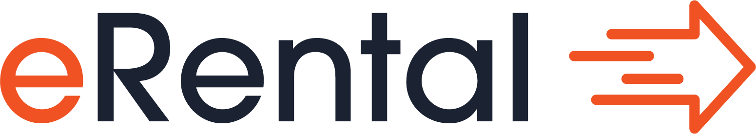 eRental logo