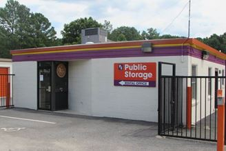 public storage 4805 jefferson davis highway richmond va 23234 exterior 1