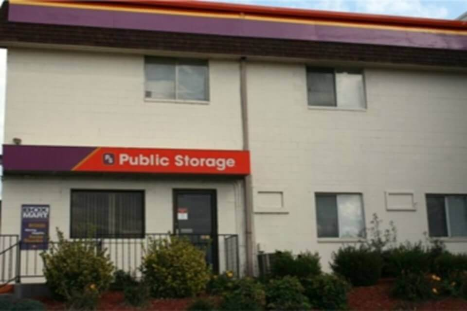 public storage 9915 richmond highway lorton va 22079 exterior