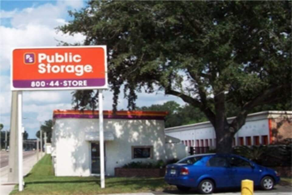 public storage 6665 wiley road jacksonville fl 32210 exterior