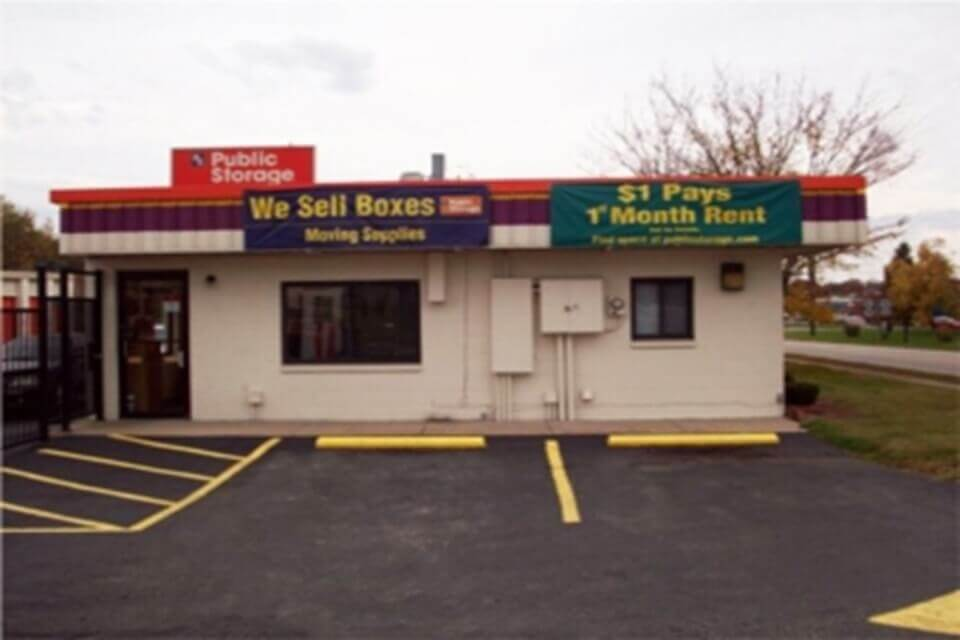 Self Storage Near 4127 Bardstown Road In Louisville Ky