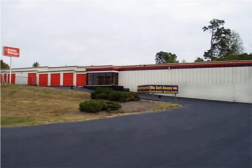 public storage 1550 north lindbergh blvd st louis mo 63132 exterior