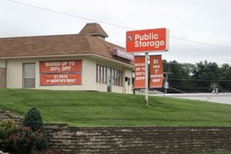 public storage 3192 s brentwood blvd st louis mo 63119 1 exterior 1a