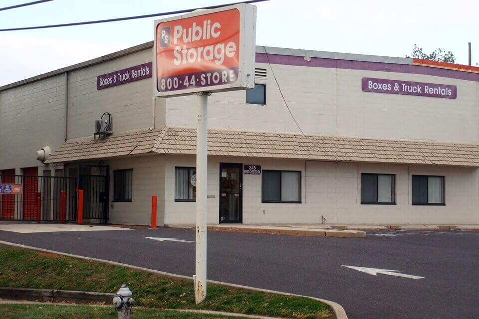 public storage 245 west chester pike havertown pa 19083 exterior