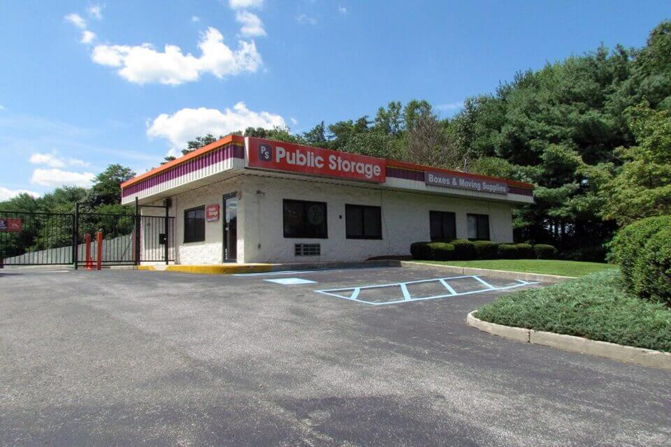 public storage 550 woodbury glassboro road sewell nj 08080 exterior