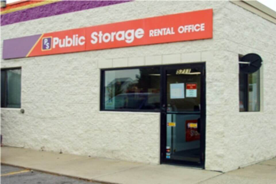 public storage 5711 westerville rd westerville oh 43081 exterior