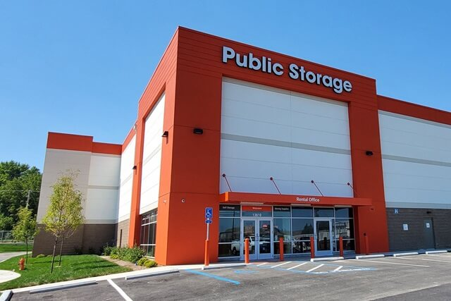 public storage 13620 east 42nd terrace independence mo 64055 exteriora