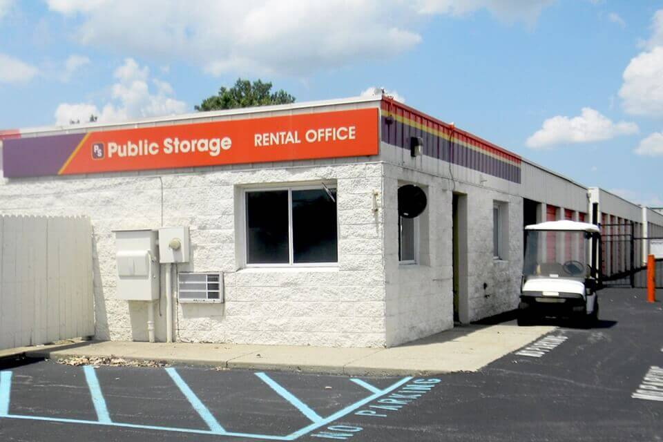 public storage 4021 marlane dr grove city oh 43123 exterior