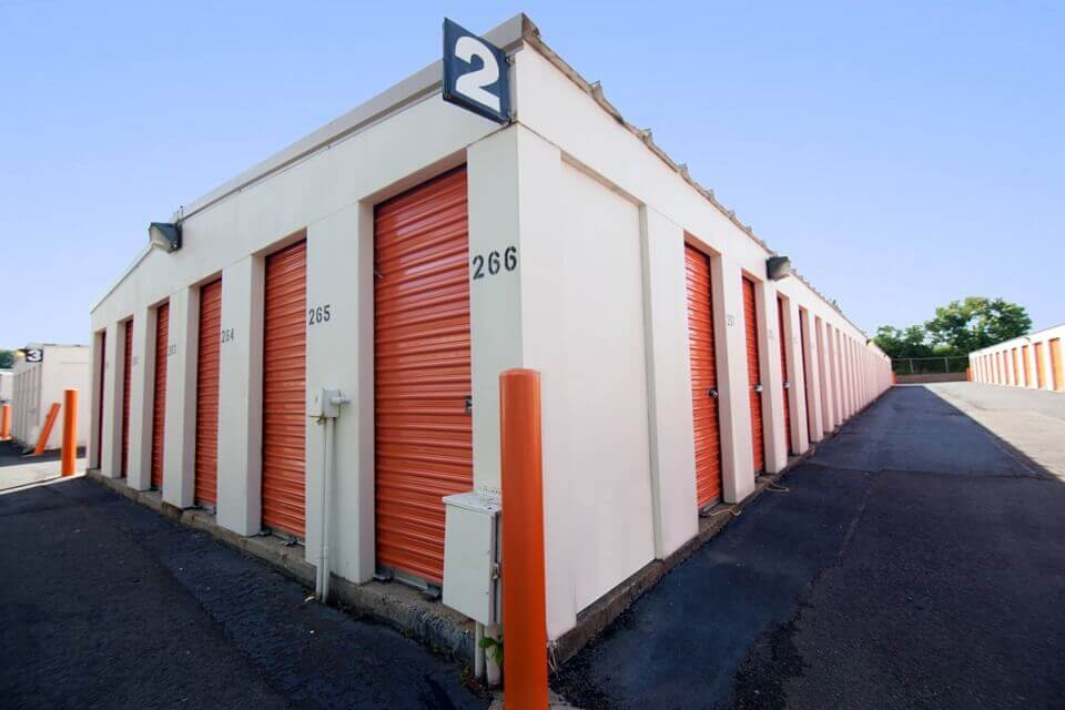 Self Storage Near 168 Bull Hill Lane In West Haven Ct