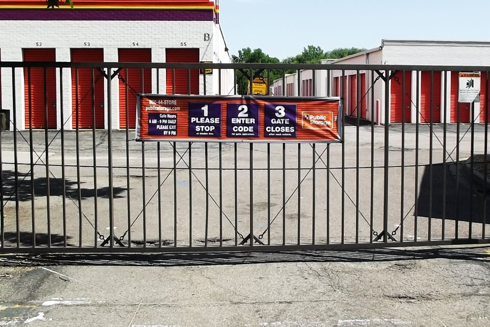 public storage 7701 w 6th ave lakewood co 80214 security gate
