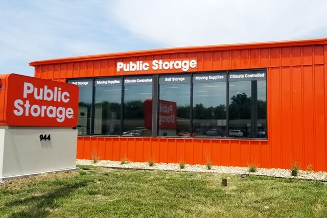 public storage 2223 haskell ave lawrence ks 66046 exteriora