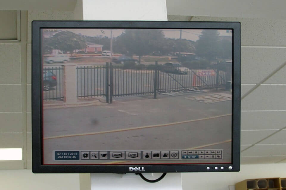 public storage 10621 park road charlotte nc 28210 security monitor