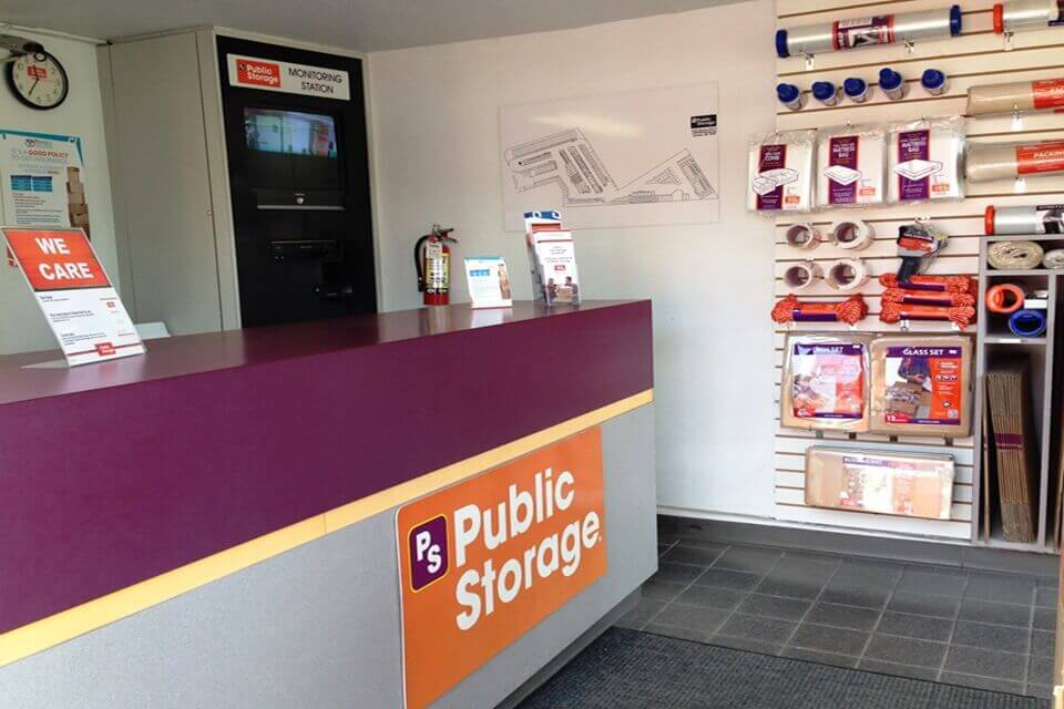 public storage 2190 nw burnside rd gresham or 97030 interior office