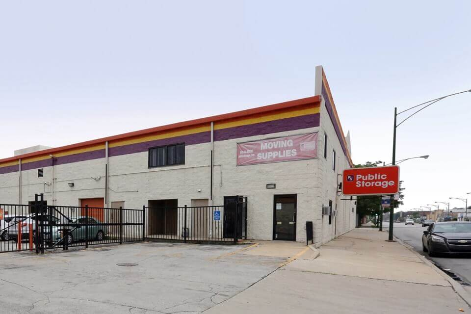 public storage 8484 s south chicago ave chicago il 60617 exterior