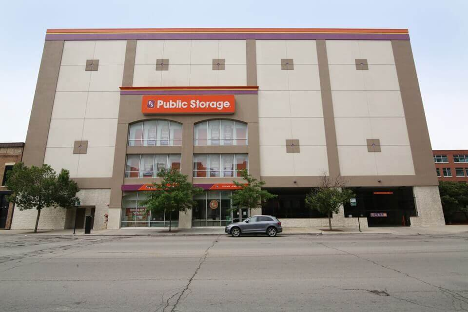 public storage 362 w chicago ave chicago il 60654 exterior