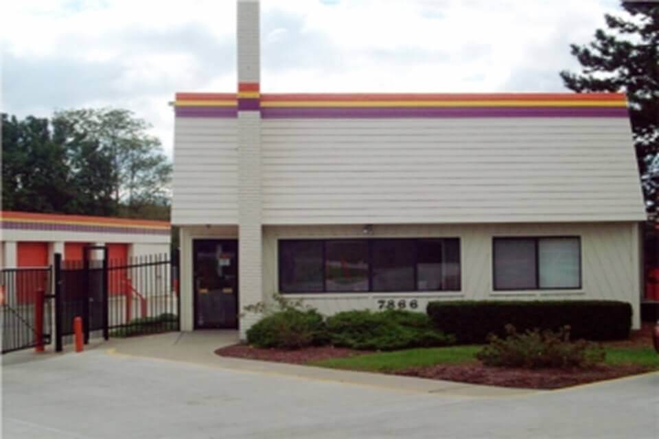 public storage 7866 tanners lane florence ky 41042 exterior