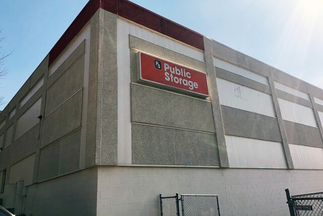 public storage 10717 hillwood drive silver spring md 20901 exteriora