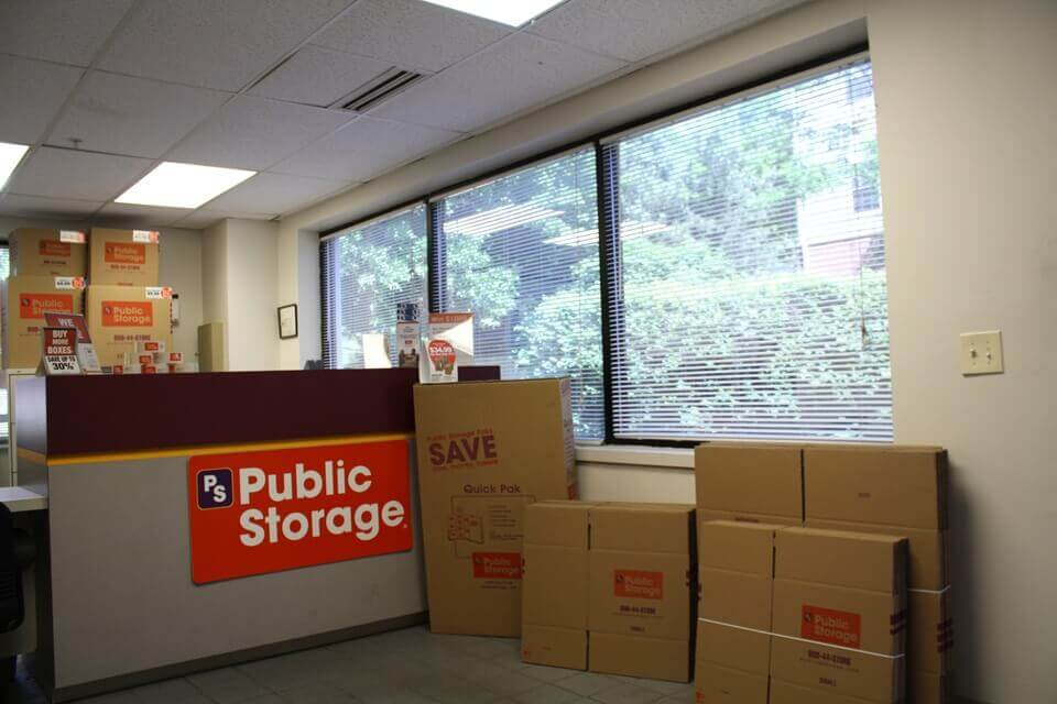public storage 10717 hillwood drive silver spring md 20901 interior office