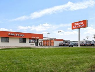 public storage 1385 e dundee road palatine il 60074 exterior