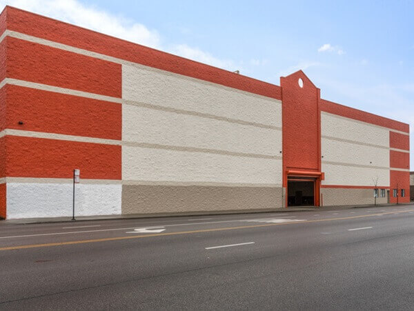 public storage 2835 north western ave chicago il 60618 exterior