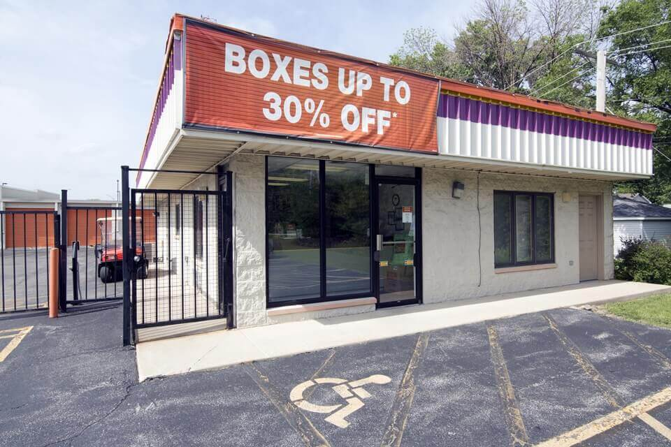 public storage 8550 west 83rd street justice il 60458 exterior
