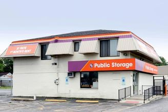 public storage 4001 w 37th ave hobart in 46342 exterior 1