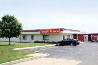 public storage 615 e boughton road bolingbrook il 60440 exterior 1