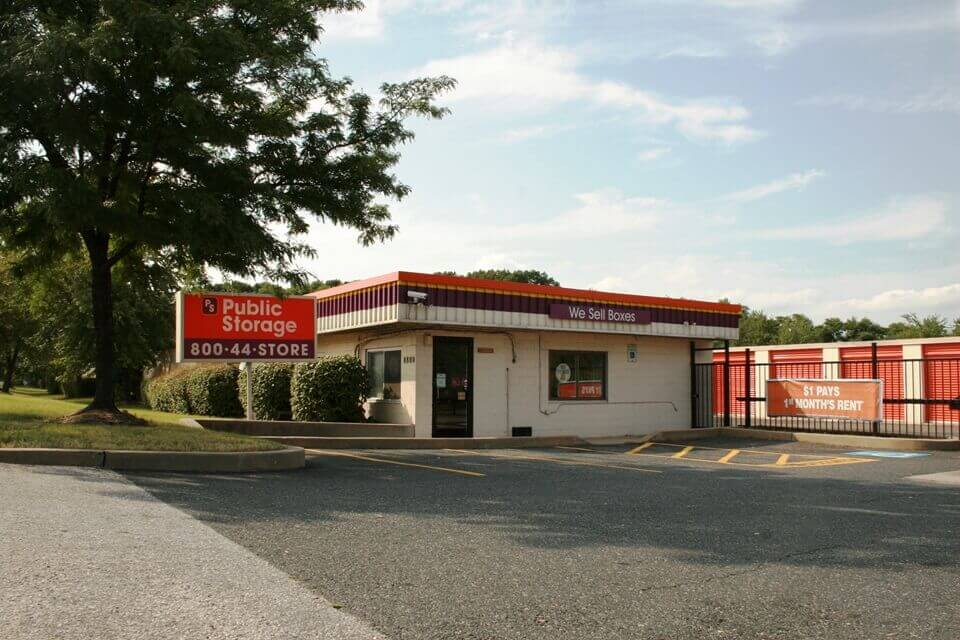 public storage 8800 wise ave dundalk md 21222 exterior