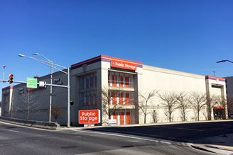public storage 1415 russell street baltimore md 21230 exteriora