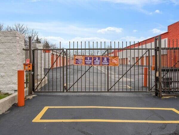 public storage 341 s frontage road burr ridge il 60527 security gate