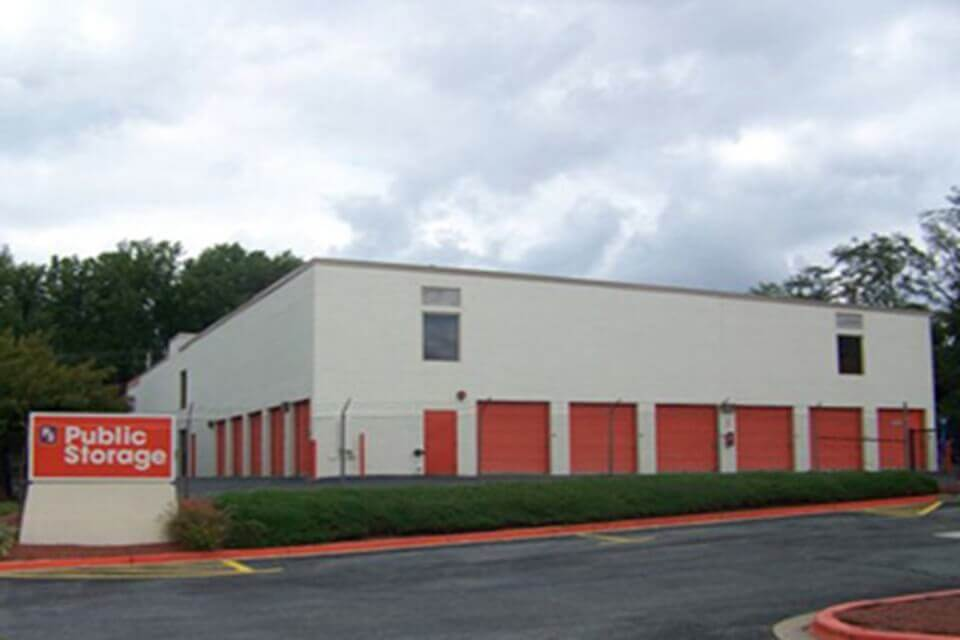 public storage 5801 woodcliff rd bowie md 20720 exterior