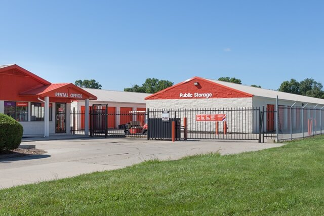 public storage 5201 dixie highway fairfield oh 45014 exteriorb