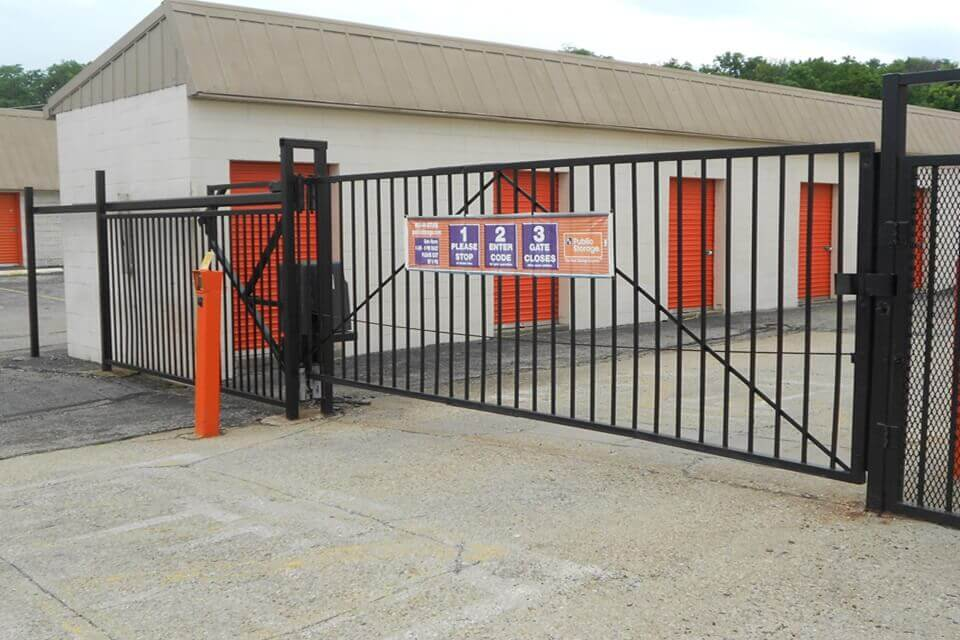 public storage 7353 dixie highway fairfield oh 45014 security gate