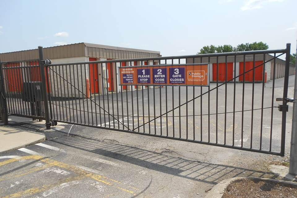 public storage 3677 e kemper road sharonville oh 45241 security gate