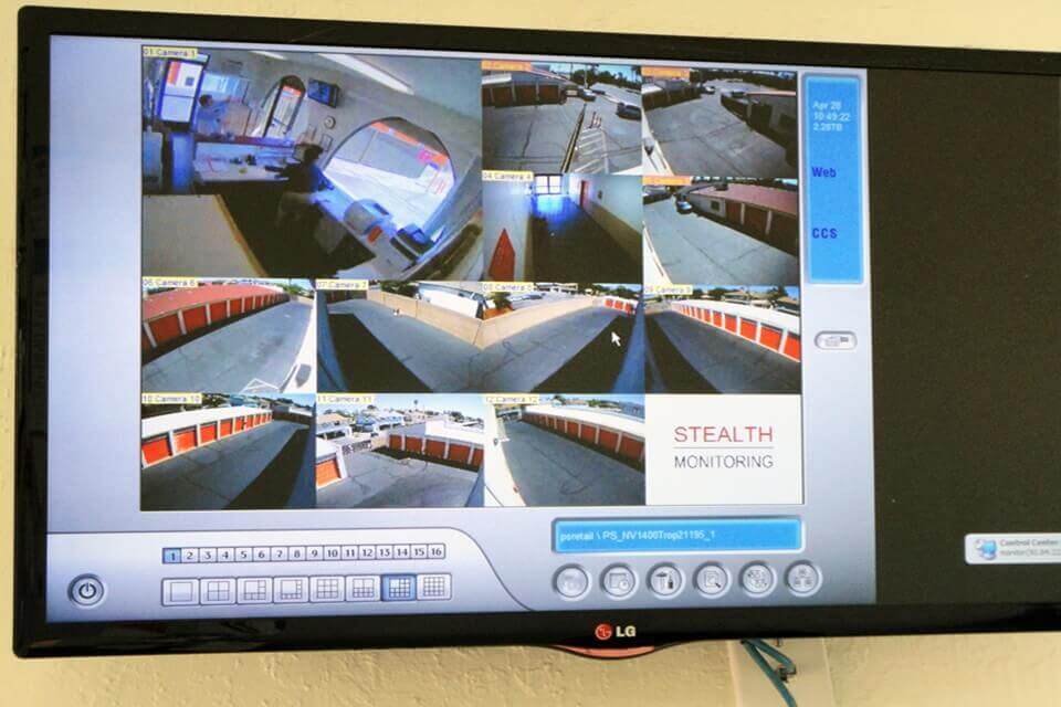 public storage 1400 e tropicana ave las vegas nv 89119 security monitor