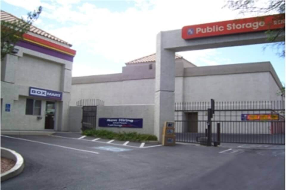 public storage 1204 s valley view blvd las vegas nv 89102 exterior