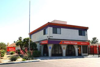 public storage 1900 n jones blvd las vegas nv 89108 exterior 1