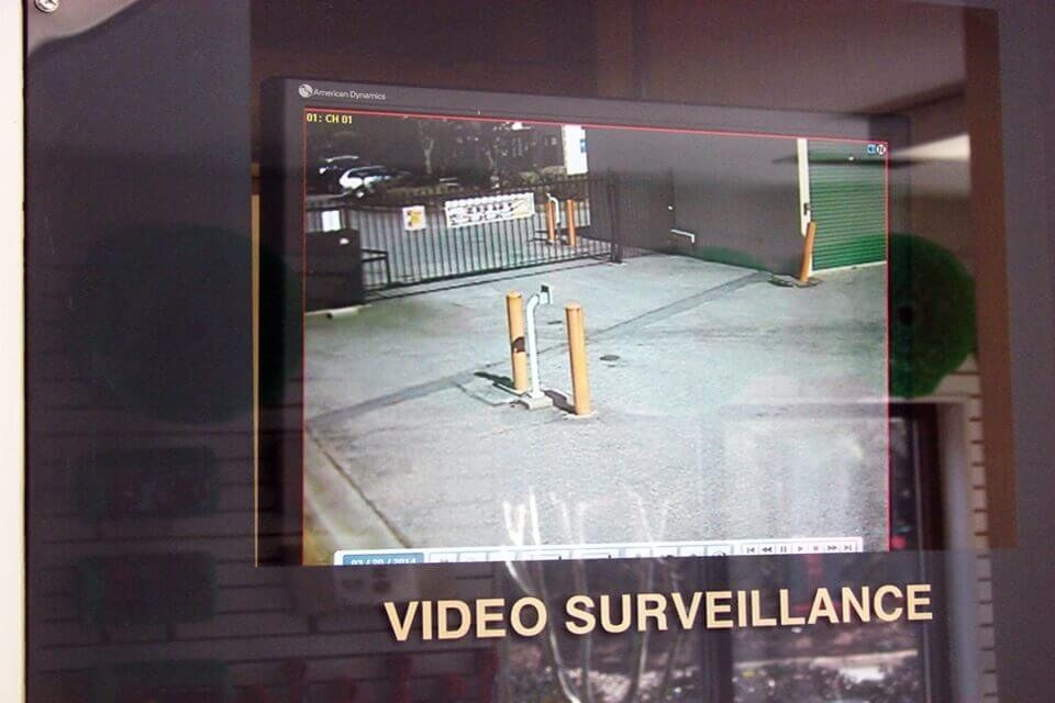 public storage 4205 bells ferry rd nw kennesaw ga 30144 security monitor