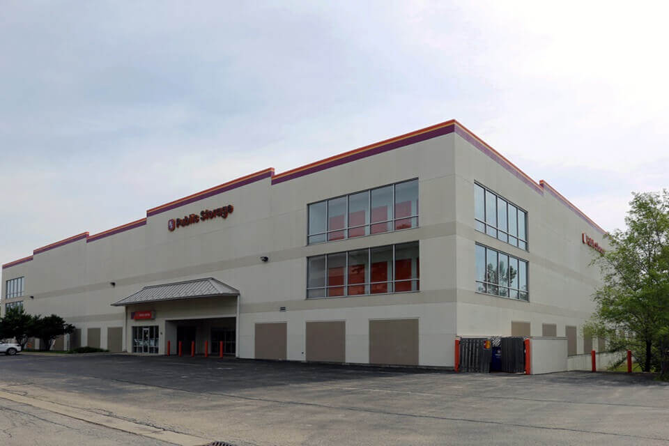 public storage 125 s pfingsten road deerfield il 60015 exterior
