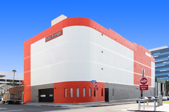 public storage 1606 cotner ave los angeles ca 90025 exteriorb