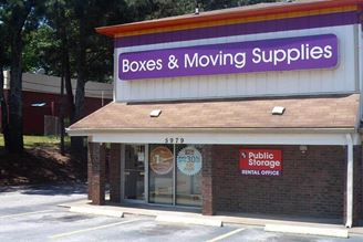 public storage 5979 old dixie hwy forest park ga 30297 exterior 1